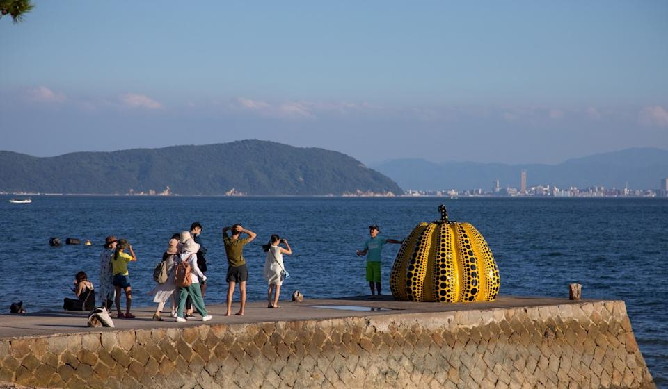 Can Hong Kong recreate the success Japan has found with projects like the Setouchi Triennale arts festival? Photo: Hans Lucas via AFP