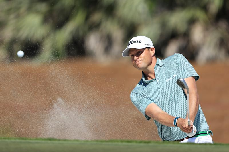 Nick Watney was the first PGA Tour member to test positive for the coronavirus, and has been self isolating in South Carolina for nearly two weeks.