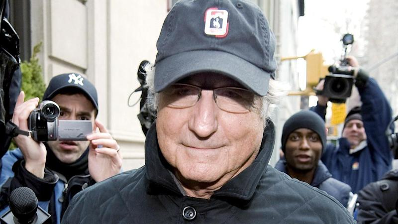 <p>2008 - Former Nasdaq stock market chairman Bernard Madoff is arrested on a securities fraud charge.</p>