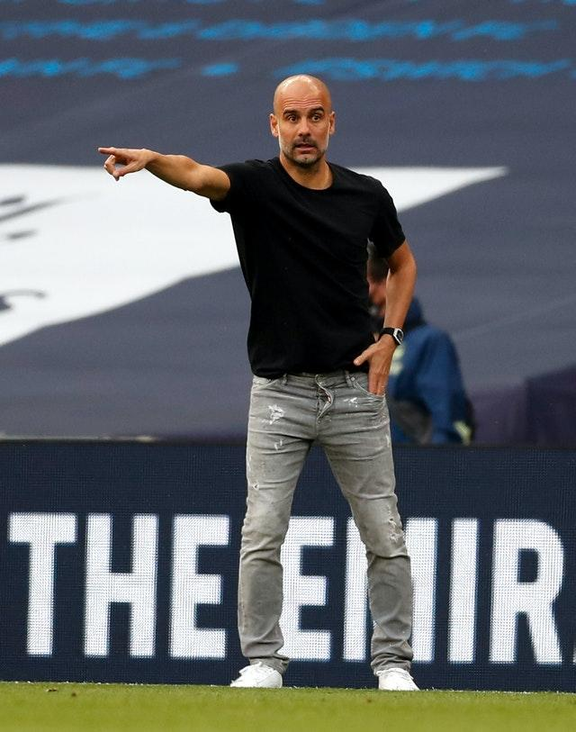 Guardiola insists playing well and the desire to go through should be motivation enough