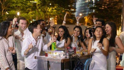 Countdown to 2020: New Year's Eve Parties, Events and Feasts in Singapore