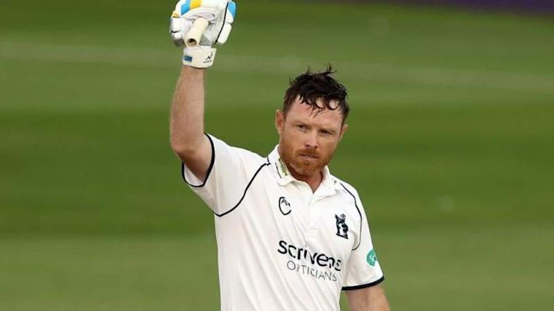 Ian Bell misses out on hundred in final First-class innings