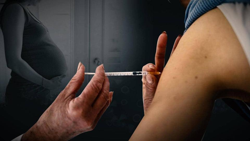 Pregnant women are now eligible for COVID-19 vaccination, walk-in allowed