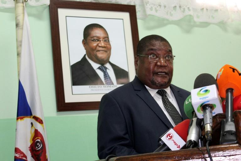 Renamo chief Ossufo Momade demanded an investigation