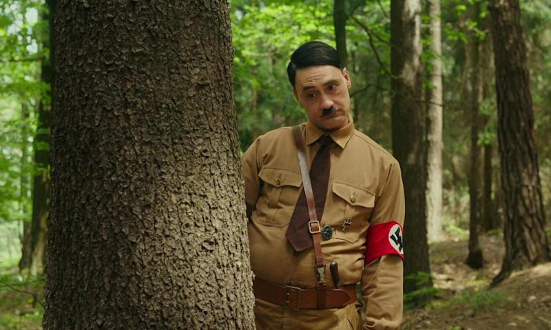 Taika Waititi in Jojo Rabbit