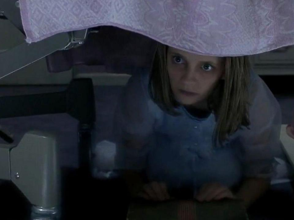 <p>It's been 18 years. You haven't forgotten about Mischa's scene under the blanket, have you? </p>