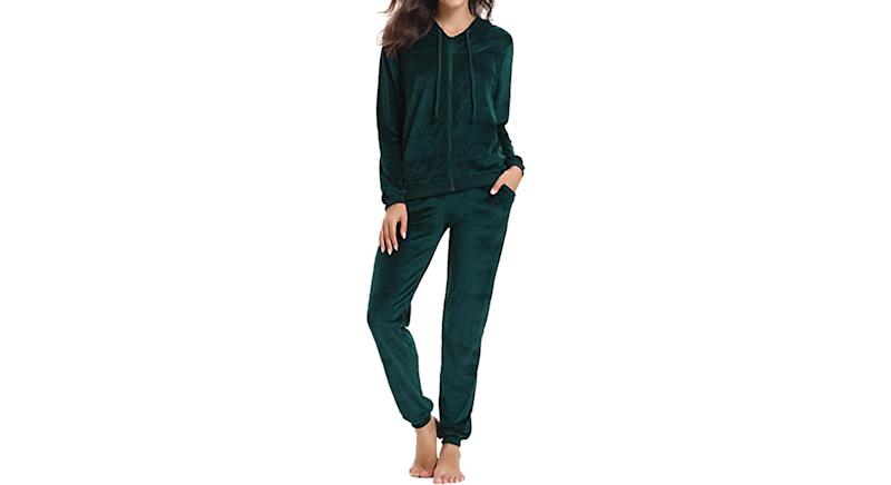 Abollria Womens Pyjama Set Loungewear