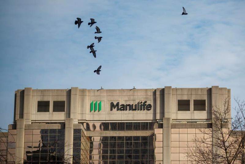 Manulife's Q2 net income halved as insurer struggles with impacts of COVID-19