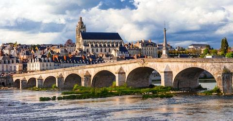 Blois - Credit: getty