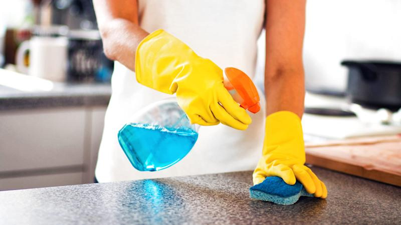 Cleaning products like disinfectant spray is selling out—this is where you can still get them.