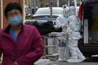 China, where the virus first emerged in late 2019, has largely eliminated its outbreak, but recent weeks have seen a smattering of cases