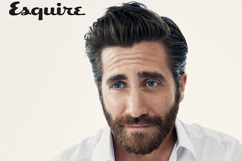 Acting skills: Jake Gyllenhaal says bulking up for a role has nothing to do with acting: David Slijper/courtesy of Esquire