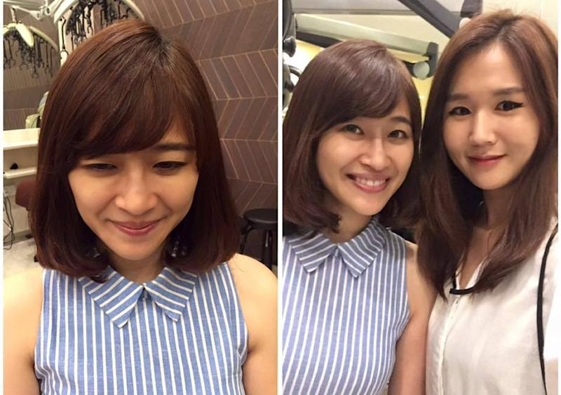 Best perms for short hair in Singapore