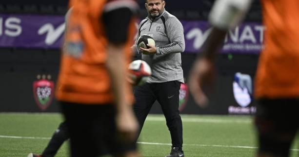 Rugby   Top 14   RCT   Patrice Collazo (manager de Toulon) : « Pas