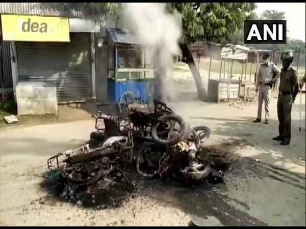 West Bengal: Several injured after two factions of Trinamool Congress clashed in Dinhata of Cooch Behar district.