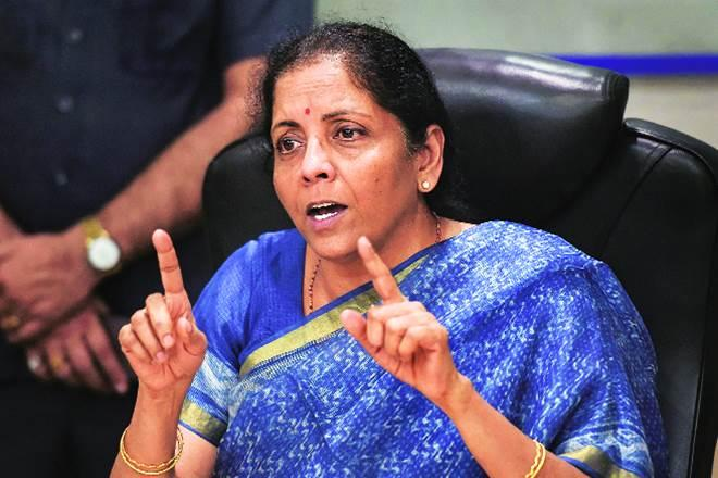bank Loans, loans disbursed by PSBs, public sector banks loans, Sitharaman, nirmala Sitharaman, bank outreach programme, finance ministry, flow of credit, india economic growth, india msme, corporate affairs secretary Injeti Srinivas, Partial Credit Guarantee Scheme, liquidity constraint