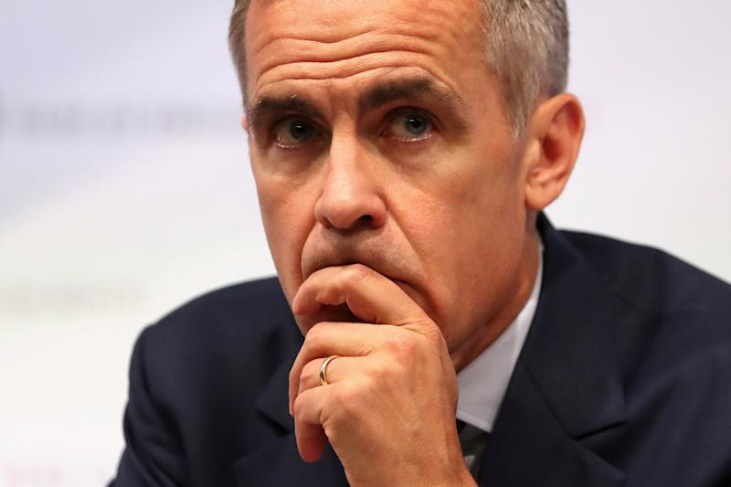 Bank of England Governor, Mark Carney. Photo: Daniel Leal-Olivas/Pool via Reuters/File Photo