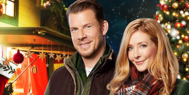 Welcome To Christmas.Hallmark S Welcome To Christmas Movie Was Filmed In A Real
