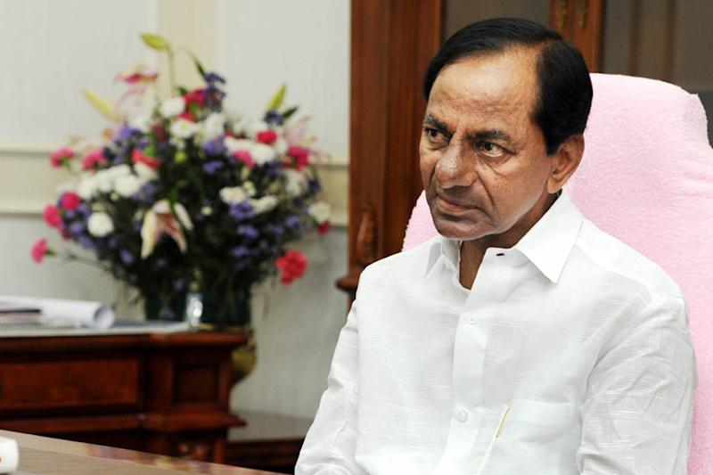 Alternative to BJP, Congress will emerge soon: Telangana CM