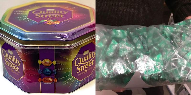 Photo credit: Quality Street/Extreme Couponing and Bargains UK