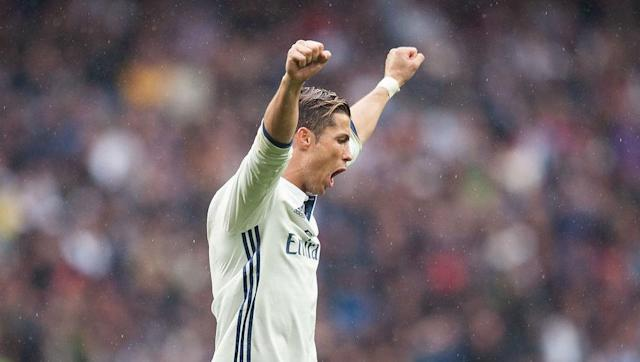 <p>Offside or not, Cristiano Ronaldo is now the greatest scorer in European football history. His perfect hat trick against Bayern brought him to a century of goals in continental club competitions, and was reminiscent of his dominant display against Wolfsburg, in last season's quarter final turnaround. </p> <br><p>Curiously, the goals against Bayern ended a lengthy European drought for the Portuguese legend, which stemmed back to the group stages of this year's competition, but like Sergio Ramos, as the stakes get higher, so do the quality of his performances. That celebration is still terrible though. </p>