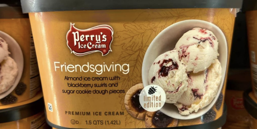 Wegmans Sells A 'Friendsgiving'-Flavored Ice Cream That Will Be A Holiday Staple