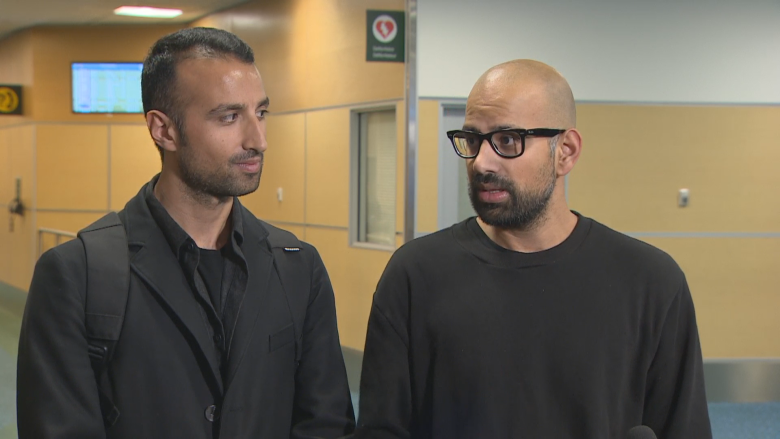 Sons of Iranian-Canadian professor who died in Tehran prison back in Canada