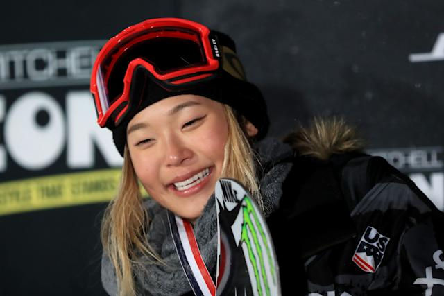 Chloe Kim could become the youngest American to win an Olympic medal in snowboarding.