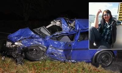 Drink-Driving: Crashed Car Shown To Clubbers