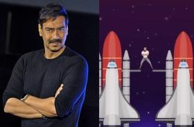 Ajay Devgn's iconic 'Phool Aur Kaante' stunt to be recreated on space shuttles!