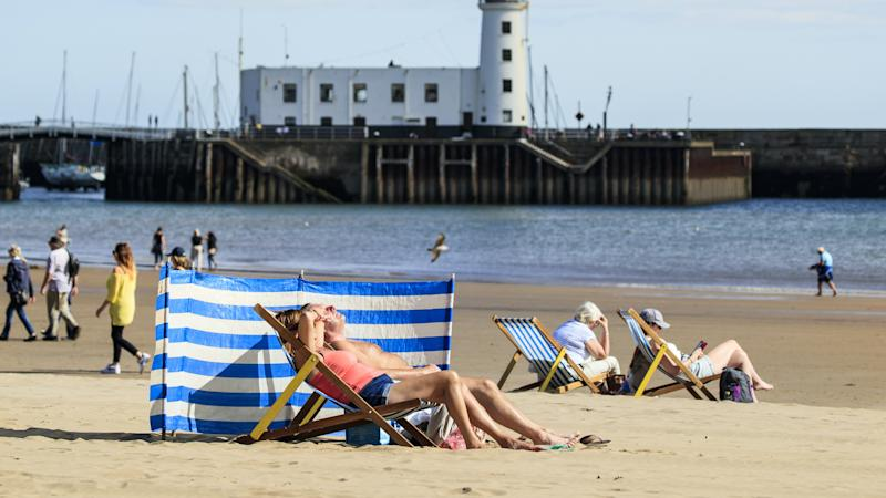 Sunshine and torrential downpours forecast ahead of lockdown tightening