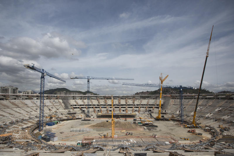 Brazil raises expected cost of WCup by 15 percent