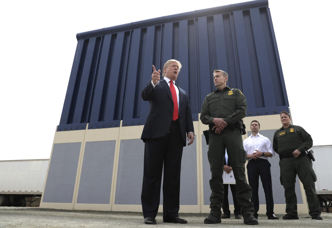 Career Border Patrol official picked to lead agency