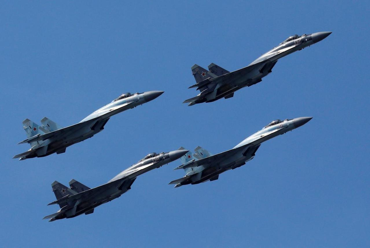 A Real Threat: Why Russia's Air Force Should Be Taken Seriously
