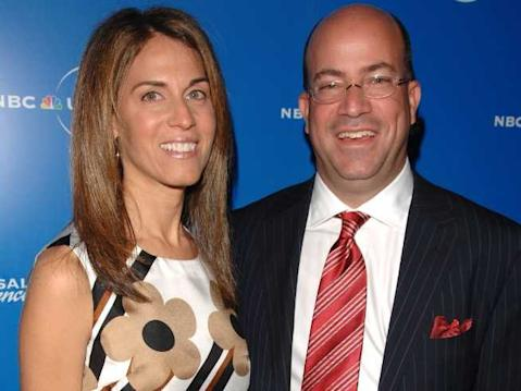 Jeff Zucker Wife