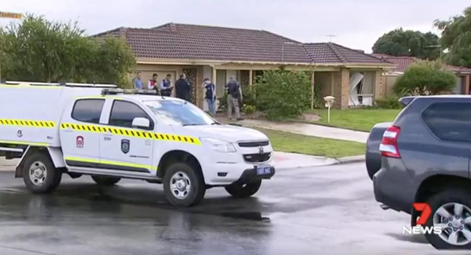 """Officers have described the alleged crime spree as """"manic"""". Source: 7 News"""