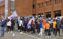 Rangers v St Mirren – Scottish Premiership – Ibrox Stadium