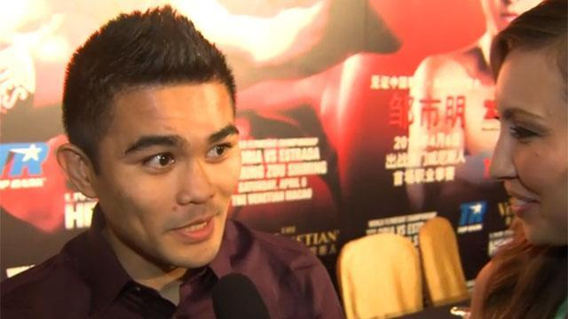 American flyweight champion Brian Viloria looking to strike a blow for the little guys