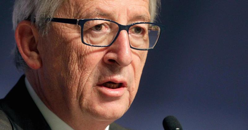 Our British friends want to leave, which is a tragedy, Juncker says