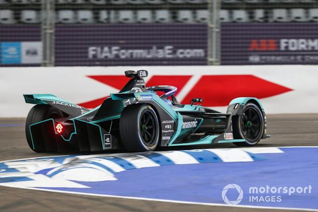 "Mitch Evans, Jaguar Racing, Jaguar I-Type 4 <span class=""copyright"">Dom Romney / Motorsport Images</span>"