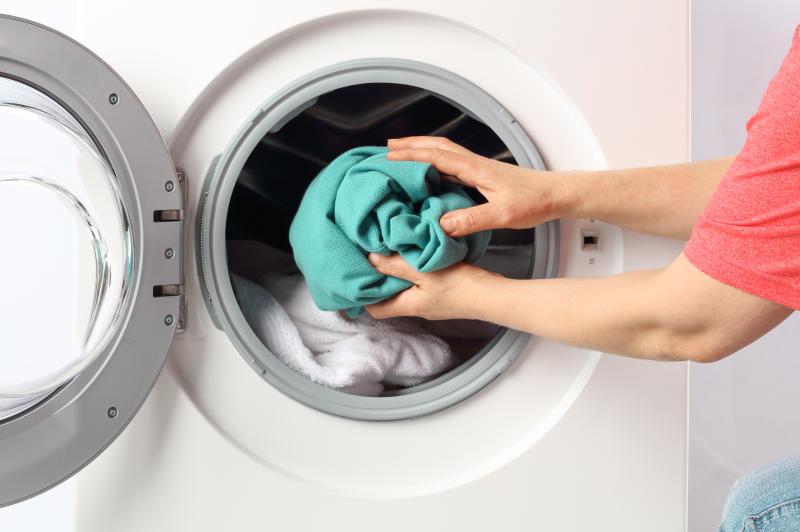Now's the time for next-level laundry care. (Photo: Getty)