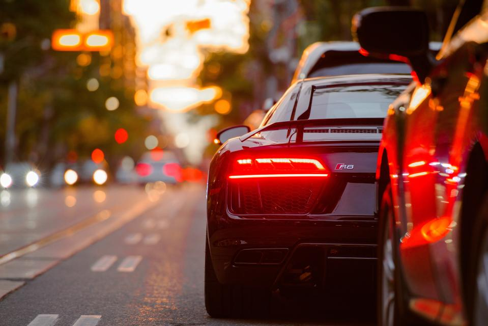 Connected cars allow owners to user remote locking and smartphone linking but can also make them more suseptible to scammers. (Evgeny Tchebotarev/Unsplash)