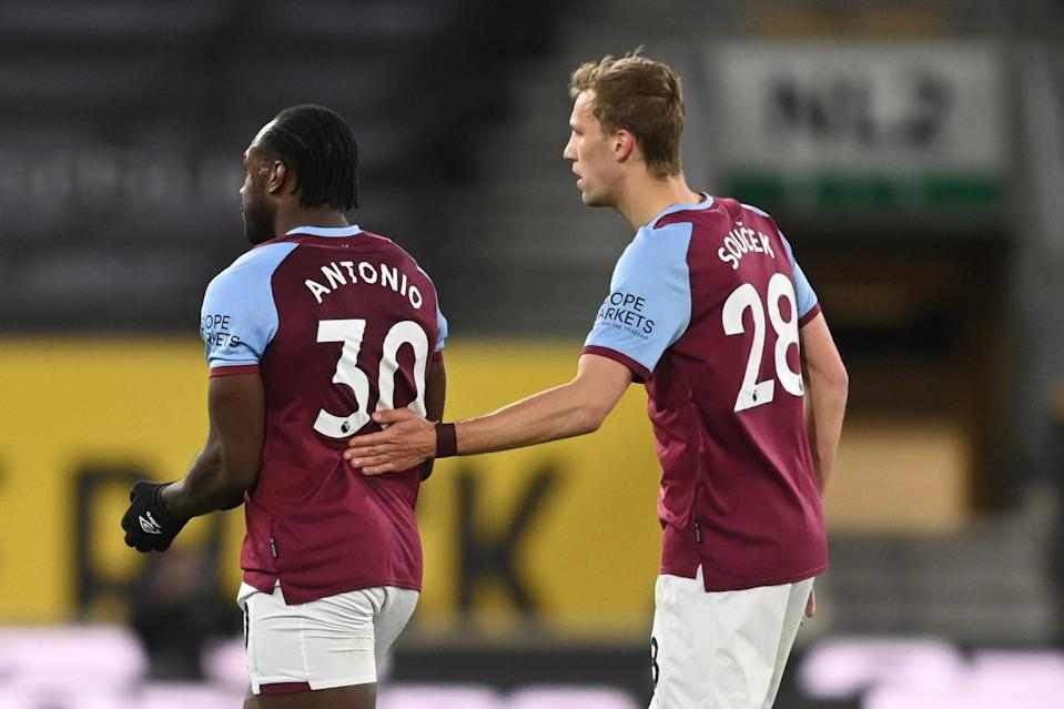 <p>West Ham are without key players such as Michail Antonio</p> (Getty Images)