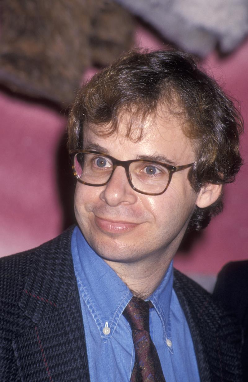Actor Rick Moranis attends NATO-ShoWest Convention on March 9, 1994 at Bally's Hotel and Casino in Las Vegas, Nevada. (Photo by Ron Galella, Ltd./Ron Galella Collection via Getty Images)
