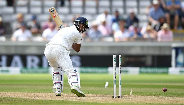 Over the past six months, it seems like KL Rahul has been finding new ways of getting out