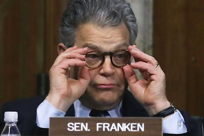 Here are all the misconduct accusations against Al Franken, who is resigning from the Senate