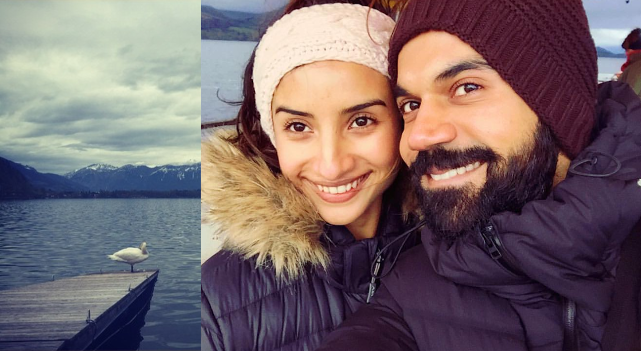 <p></p><p>This so-much-in-love picture is a throwback from Rajkumar Rao's Instagram. The lovebirds took a break from their super busy lives and newly found success and flew all the way to Europe. The couple is freezing in the chill of Scotland, but managed to look adorable nevertheless. </p><p></p>