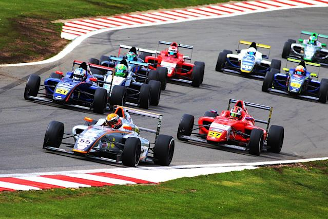 British F4 single-seaters to trial hybrid technology