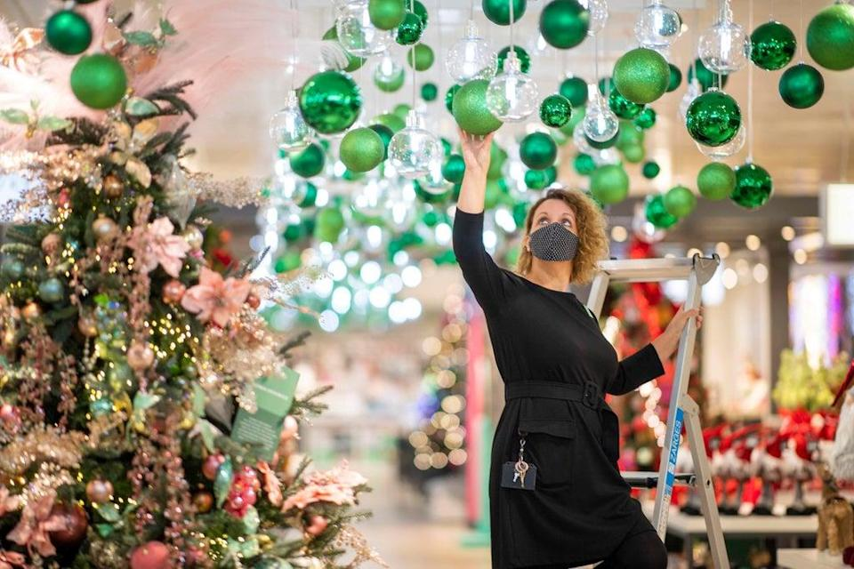 John Lewis Partnership is hiring more workers for the Christmas period  (Paul Grover)