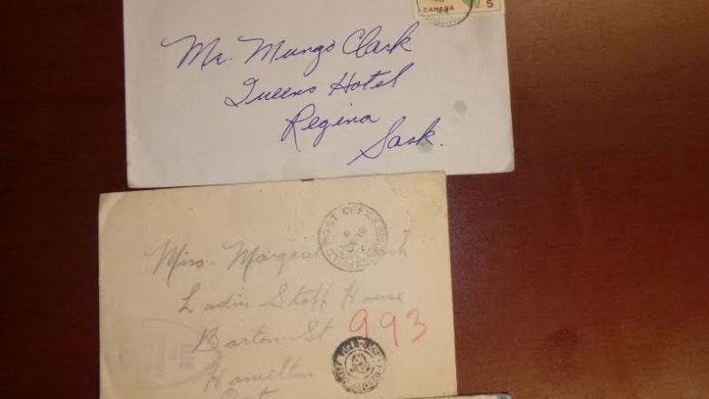 Return To Sender 70 Year Old Lost Letters Spur RCMP